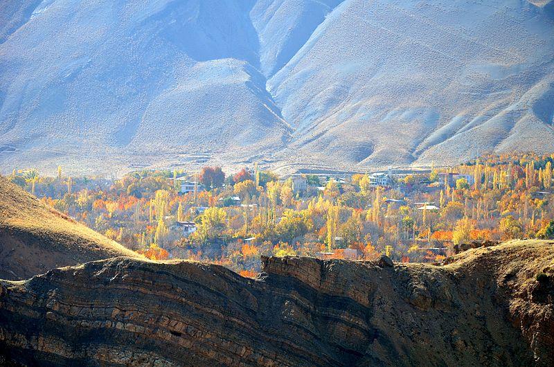 روستای ارنگه