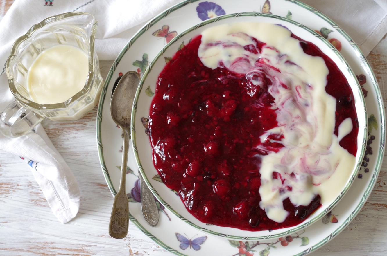 شیرینی و دسرهای معروف دانمارک