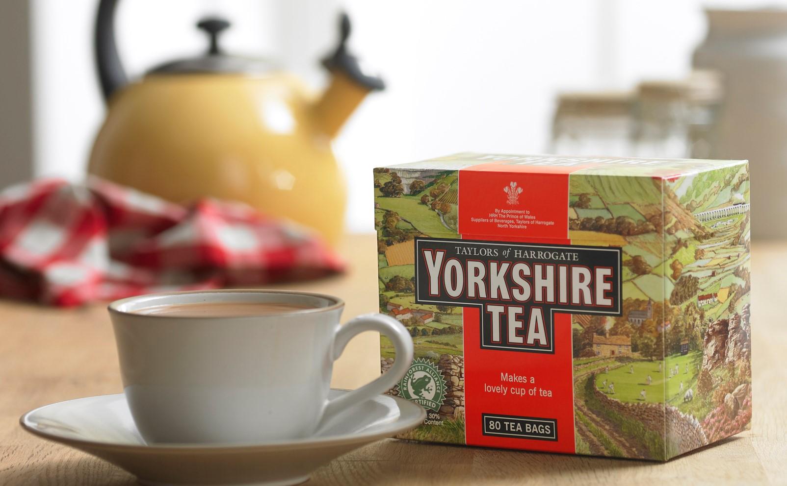 بهترین برندهای چای جهان