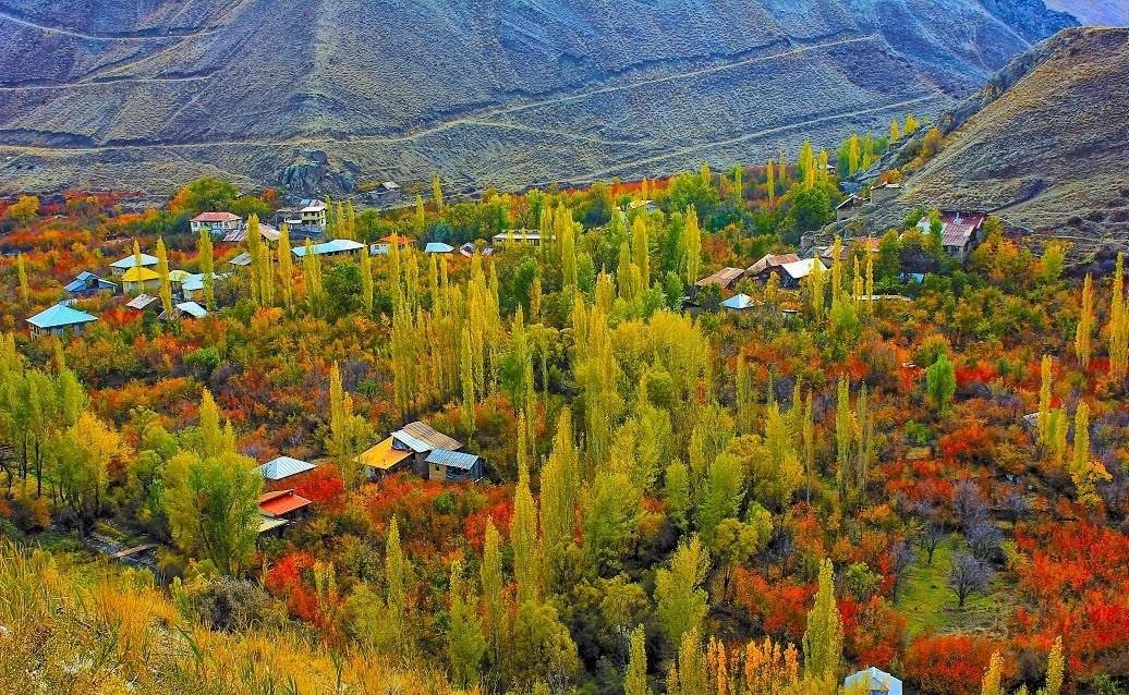روستای شهرستانک - Photo: Reza.Rezaee