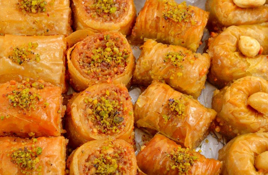 دسرهای معروف لبنان