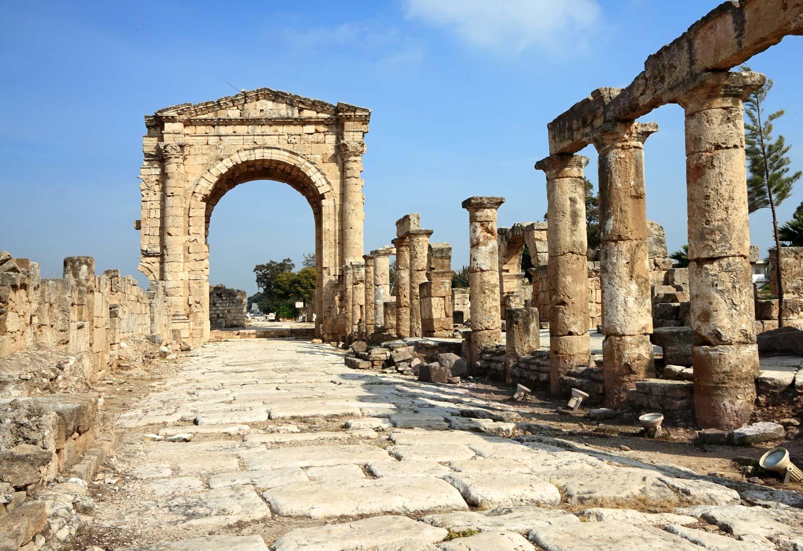 جاهای دیدنی لبنان