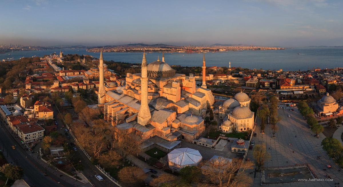 تور مجازی مسجد آبی استانبول