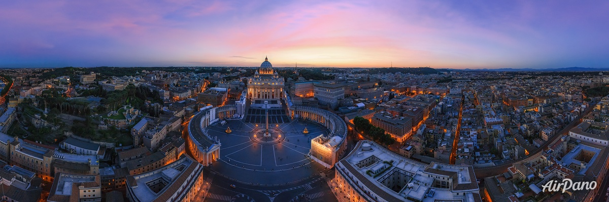 تور مجازی رم
