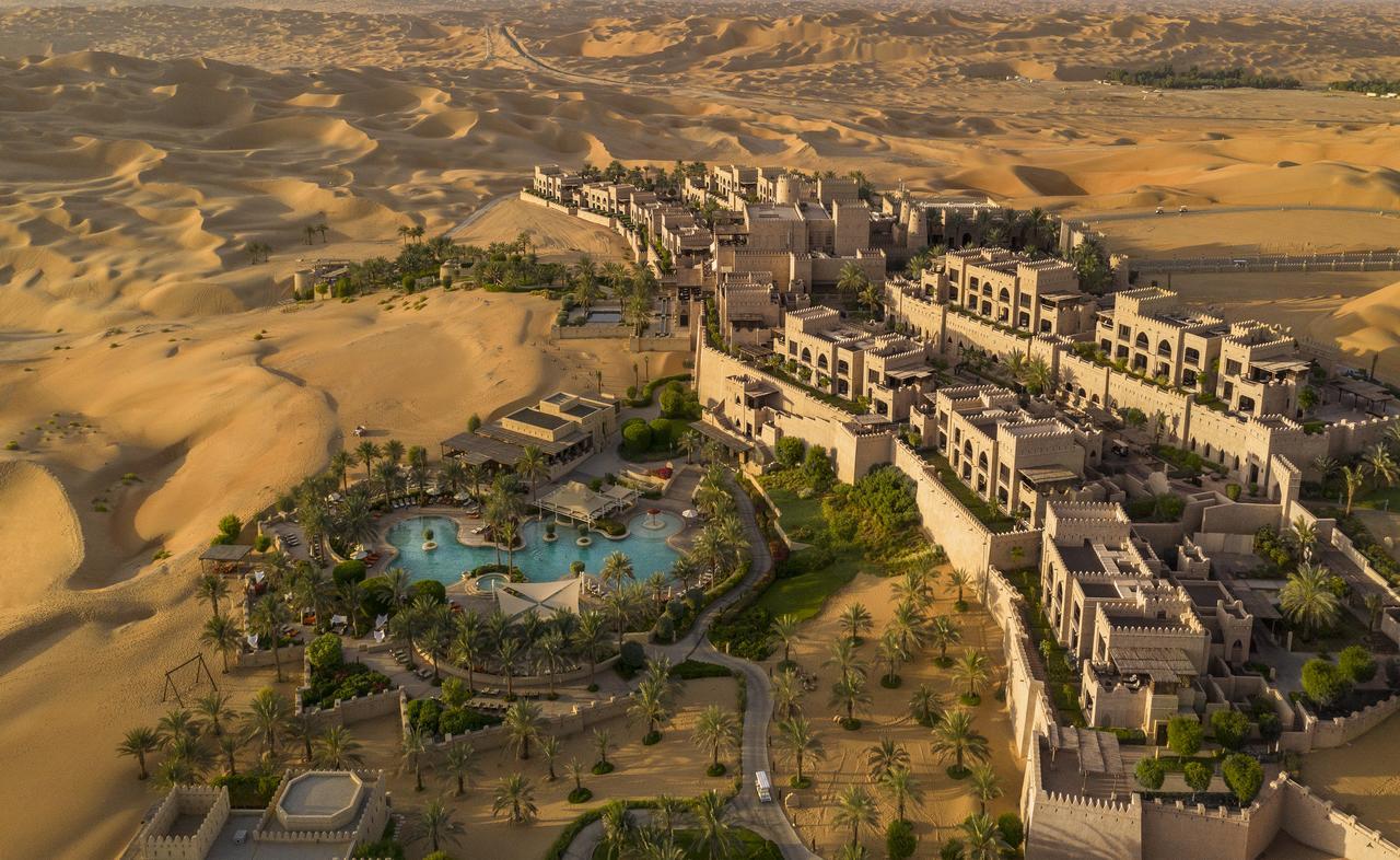 هتل قصر السراب ابوظبی