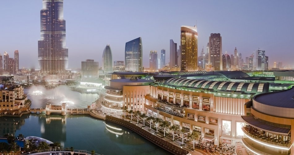 بهترین مراکز خرید دبی