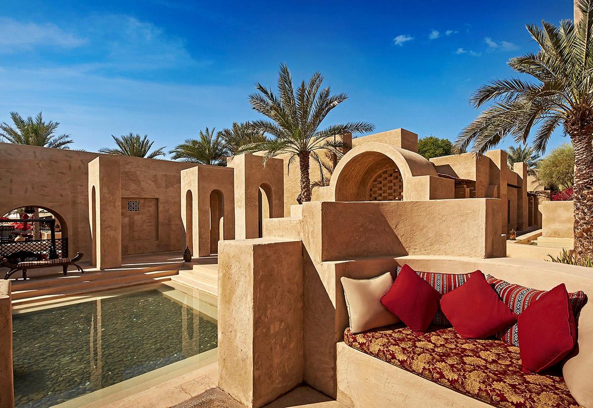 هتل باب الشمس دبی