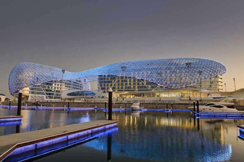 هتل یاس ابوظبی