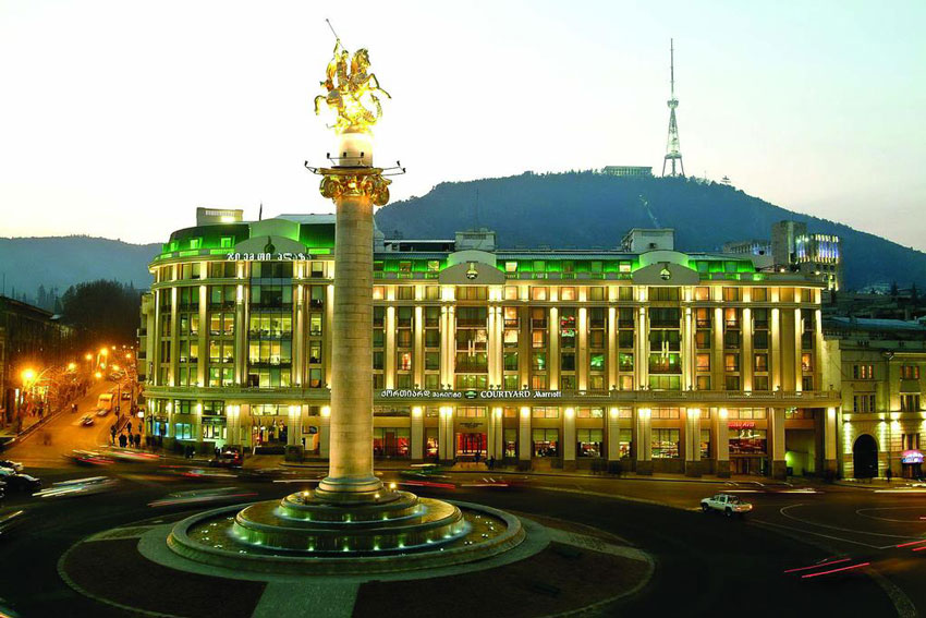 بهترین هتل های تفلیس