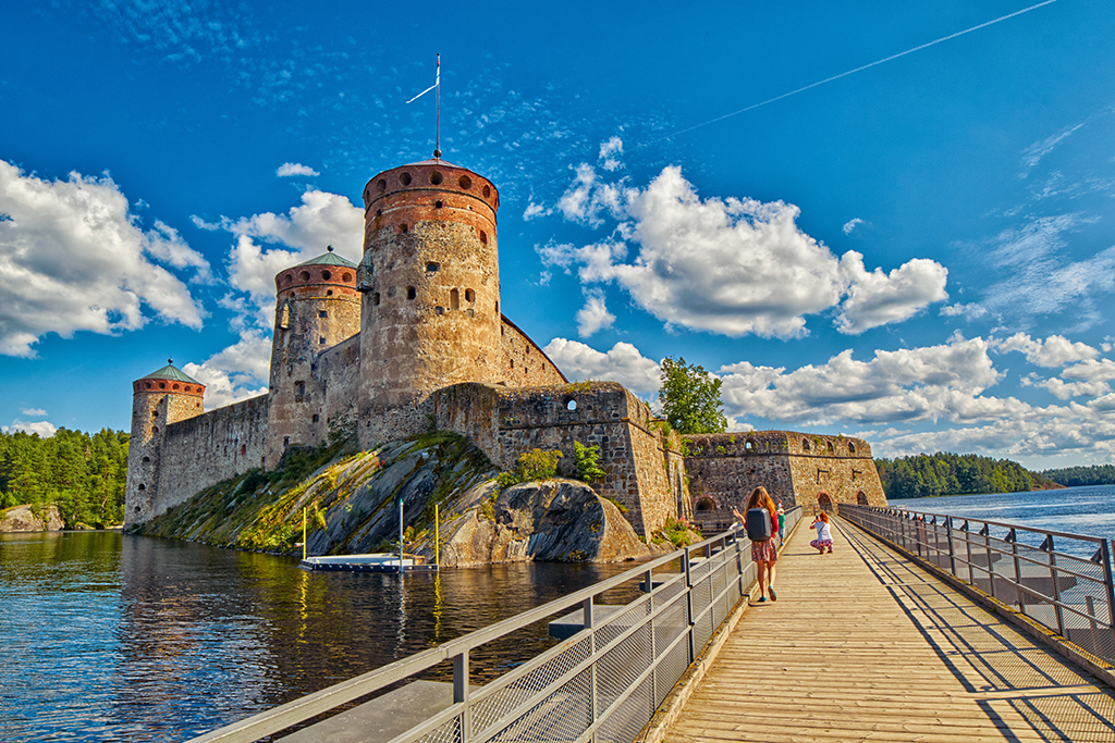 جاهای دیدنی فنلاند