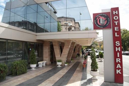 بهترین هتل های ایروان