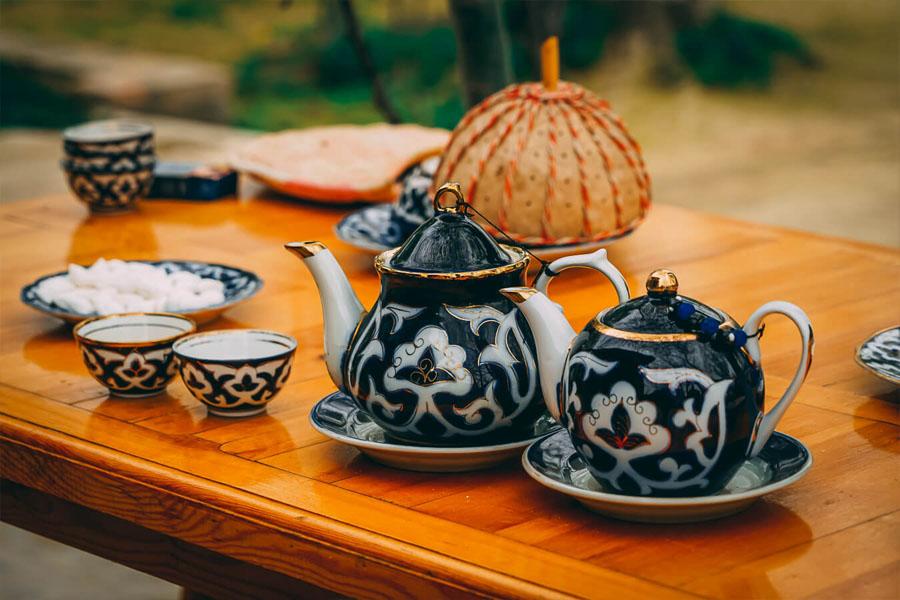 غذاهای معروف ازبکستان