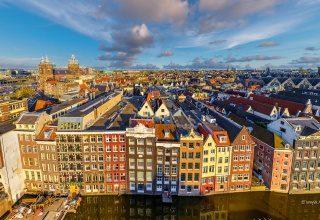 تور مجازی آمستردام