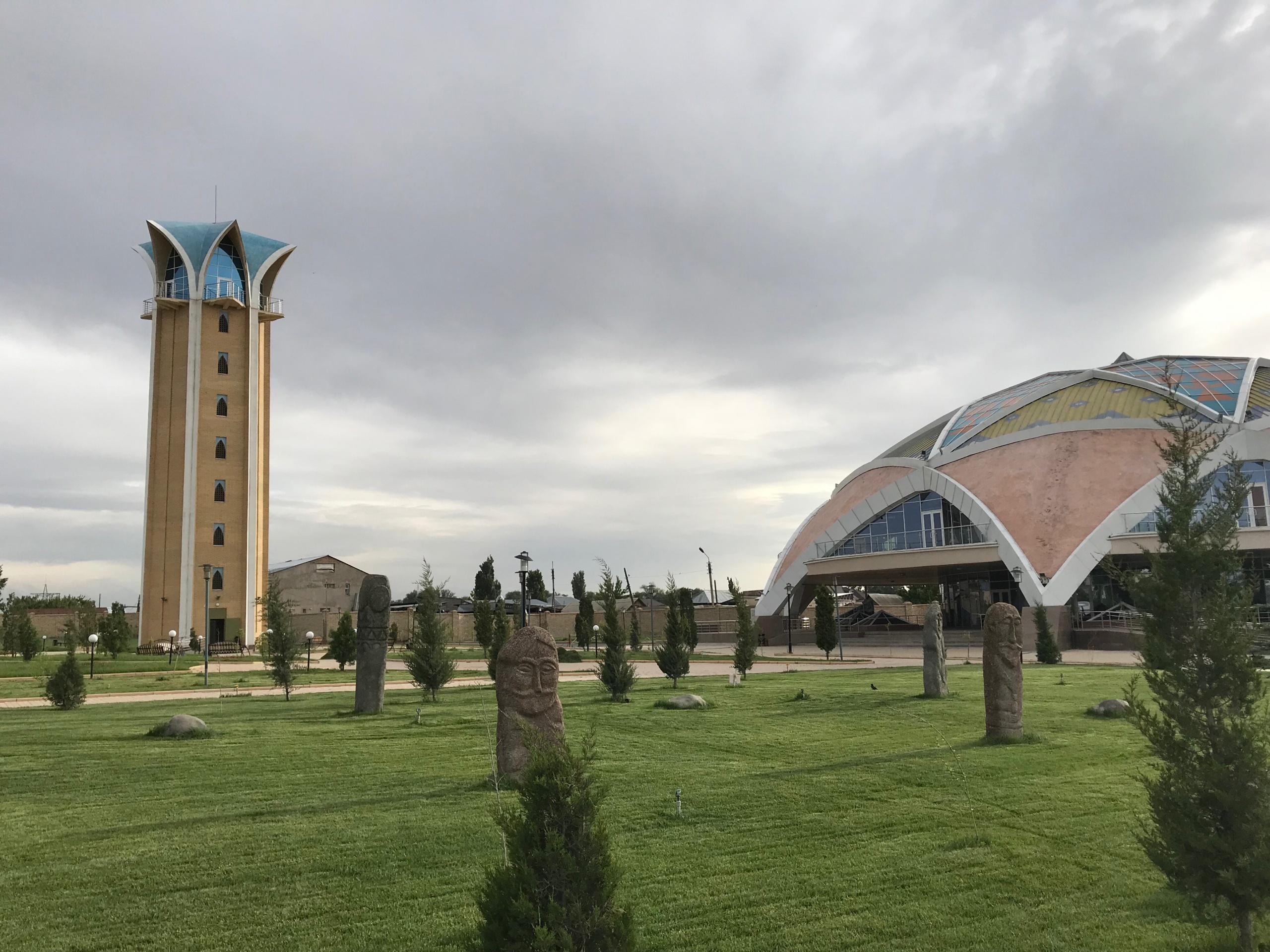 جاذبه های دیدنی قزاقستان