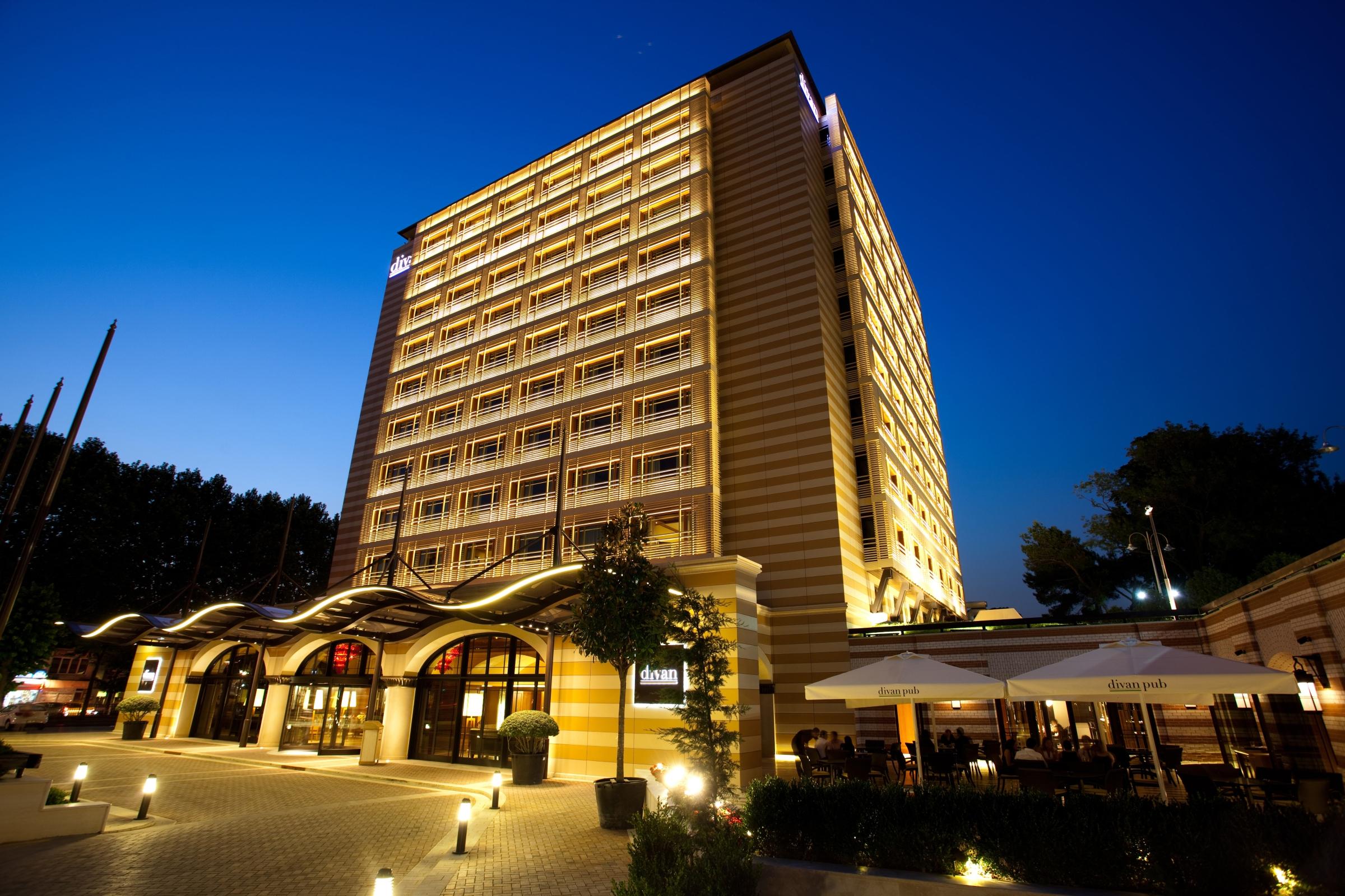 هتل های میدان تکسیم استانبول
