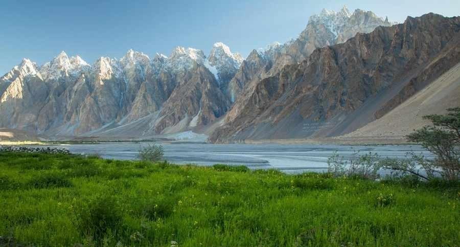 جاذبه های گردشگری پاکستان