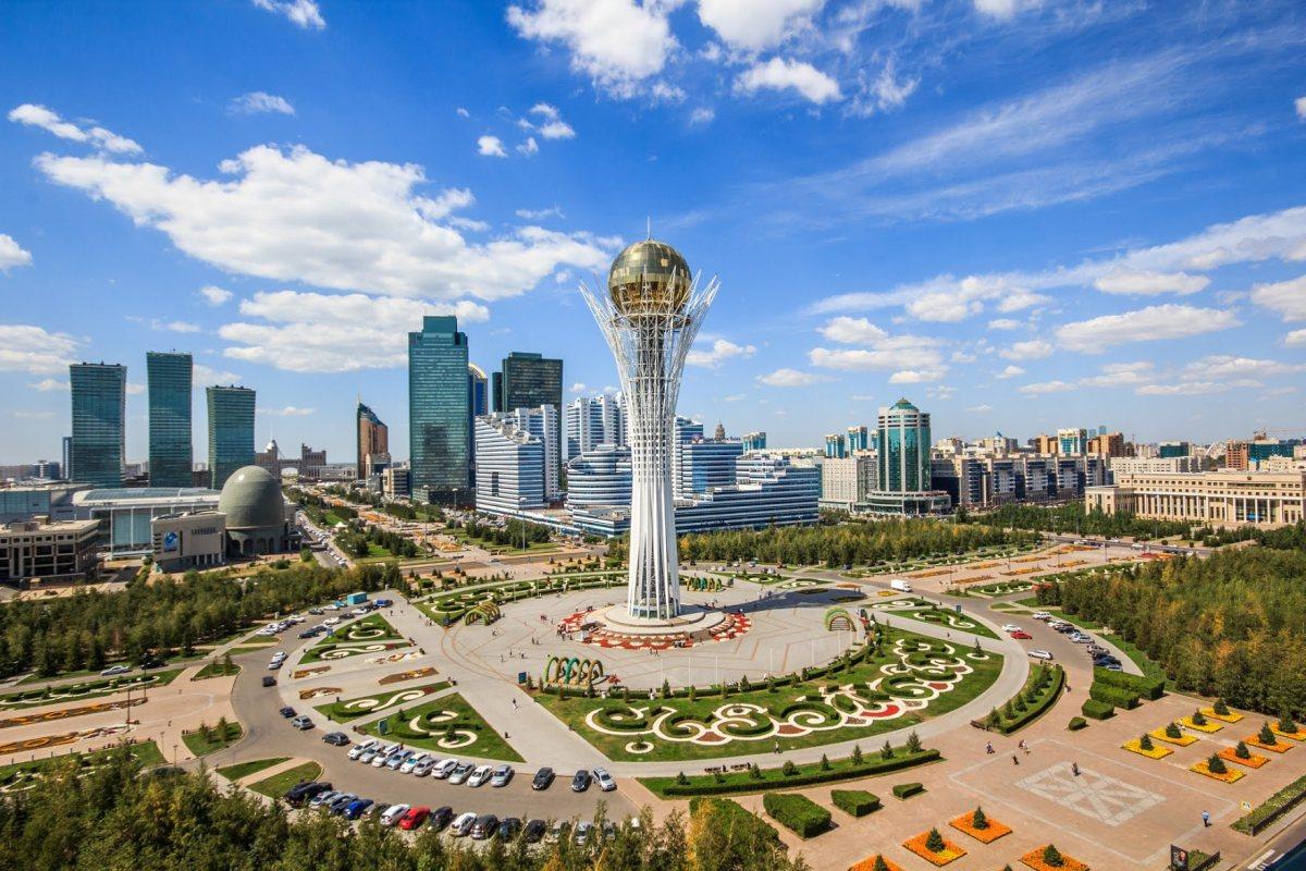 جاذبه های دیدنی قزاقستانجاذبه های دیدنی قزاقستان