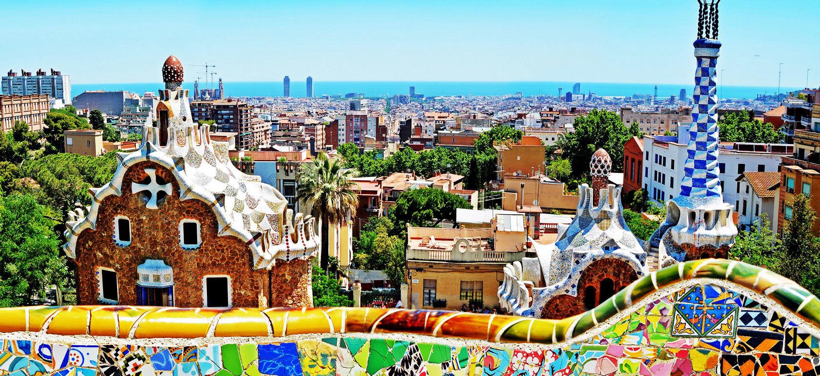 پارک گوئل بارسلونا