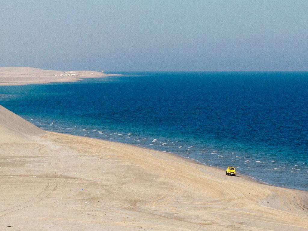 جاذبه های گردشگری قطر