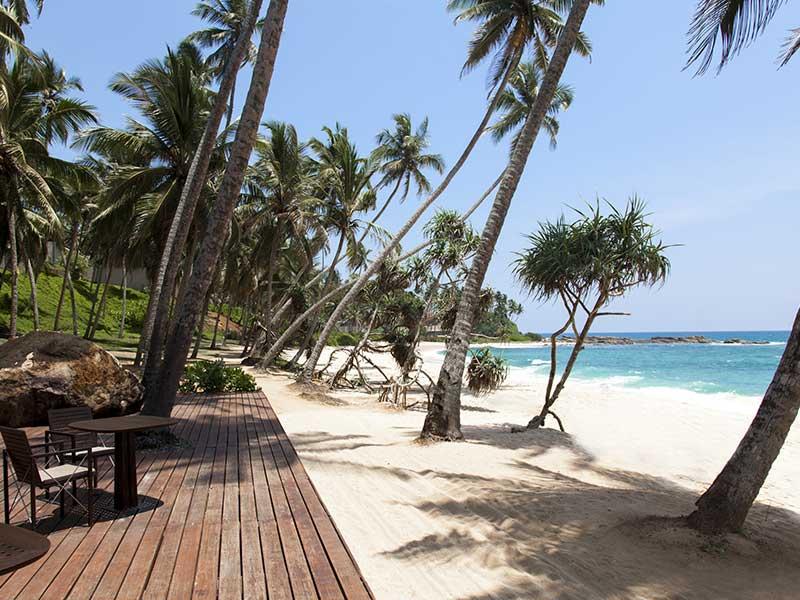 بهترین سواحل سریلانکا