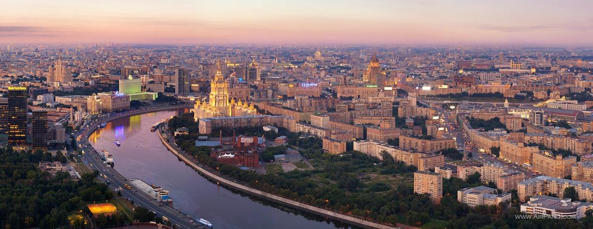 تور مجازی مسکو