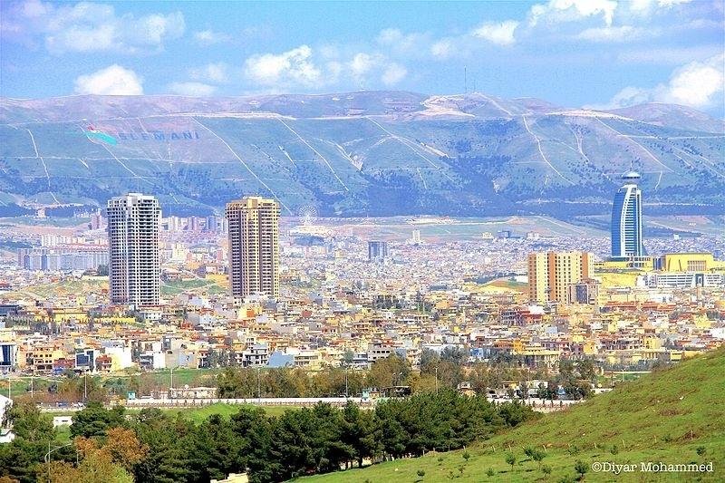 راهنمای سفر به سلیمانیه عراق