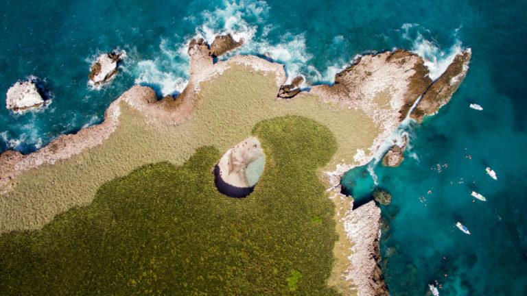 ساحل مخفی ماریتا در مکزیک