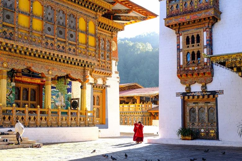 جاهای دیدنی بوتان