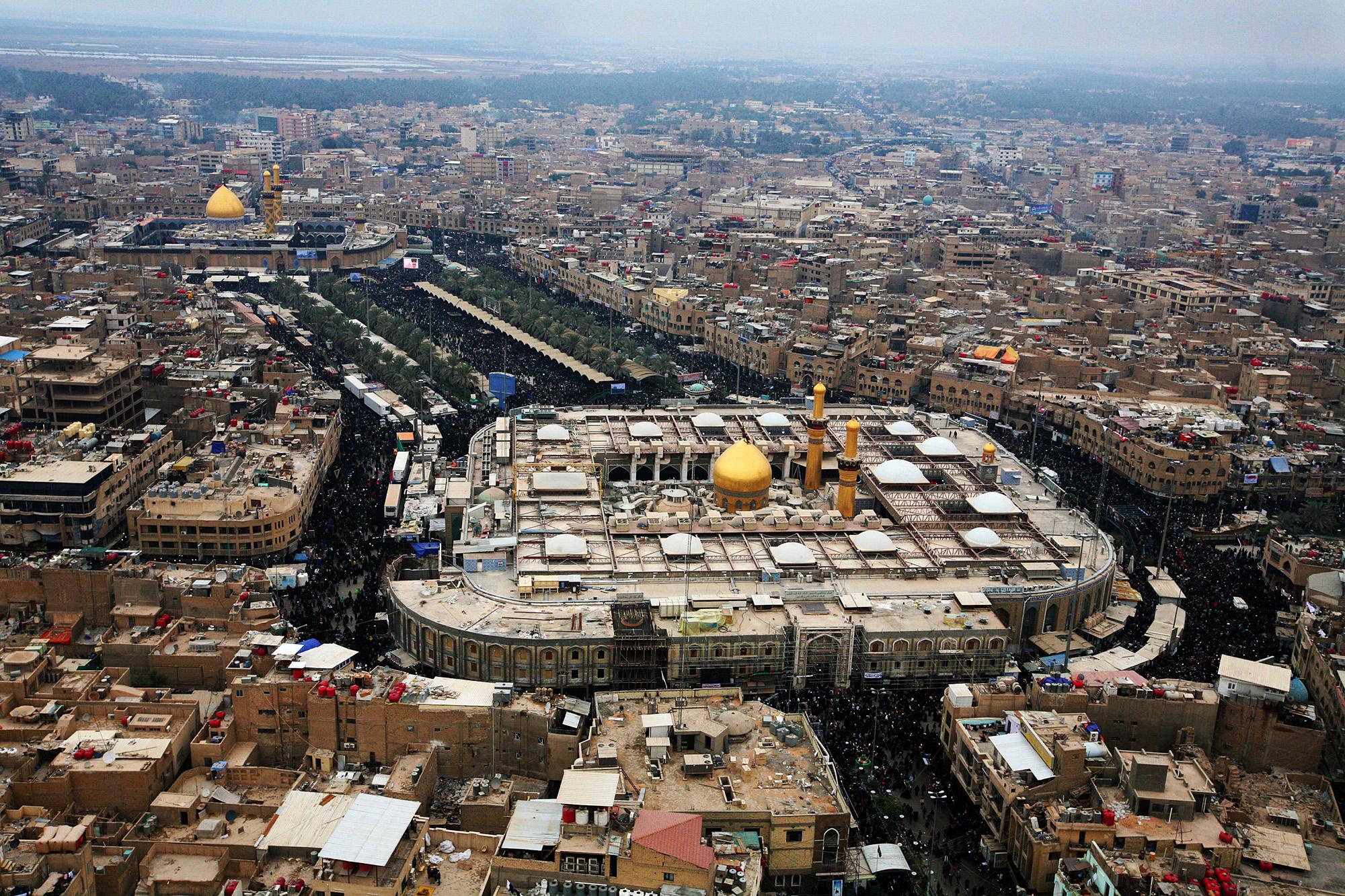 جاذبه های گردشگری عراق