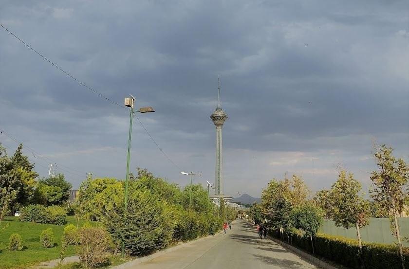 پارک پردیسان تهران - Photo: Alireza Nadryfard