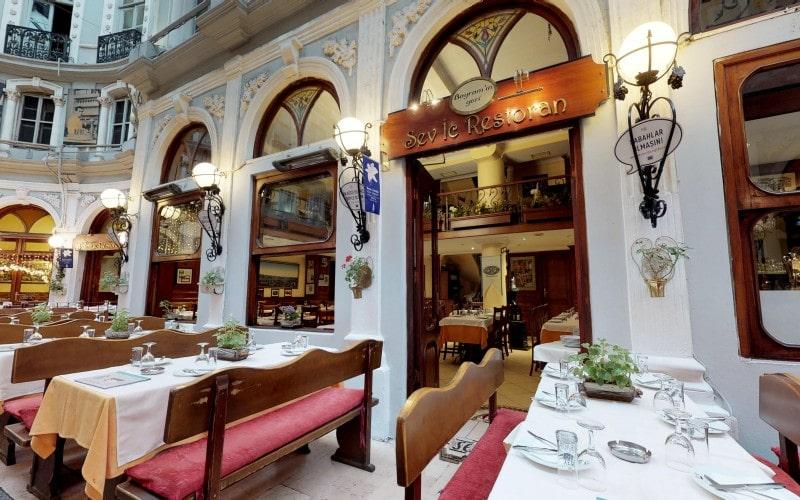 پاساژ چیچک استانبول