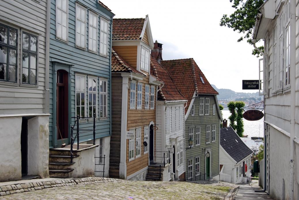 دیدنی های برگن نروژ