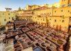 دباغ خانه های مراکش