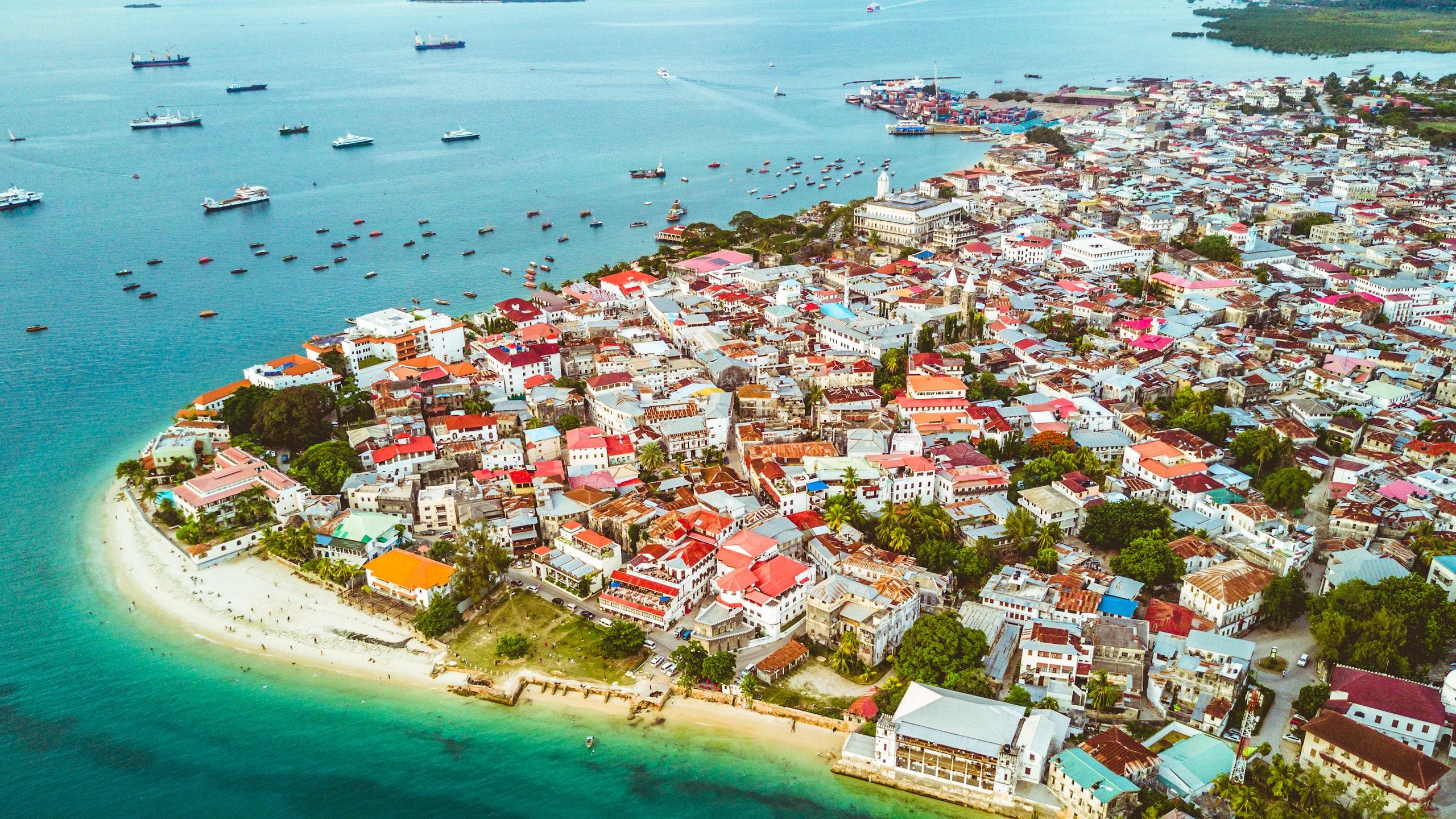 جزیره زنگبار تانزانیا