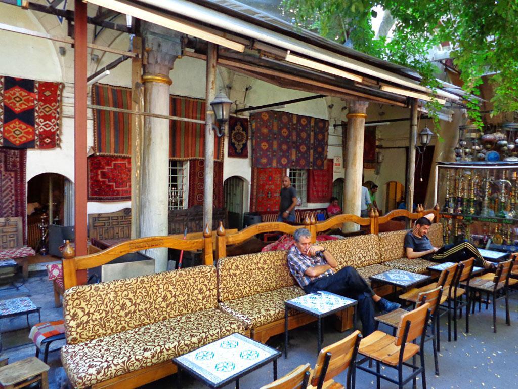بهترین کافه های استانبول