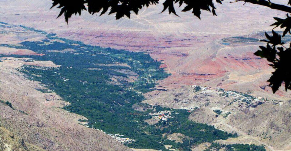روستای سنگان خاش
