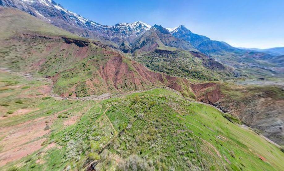 روستای کند علیا - عکس از: omid360.com