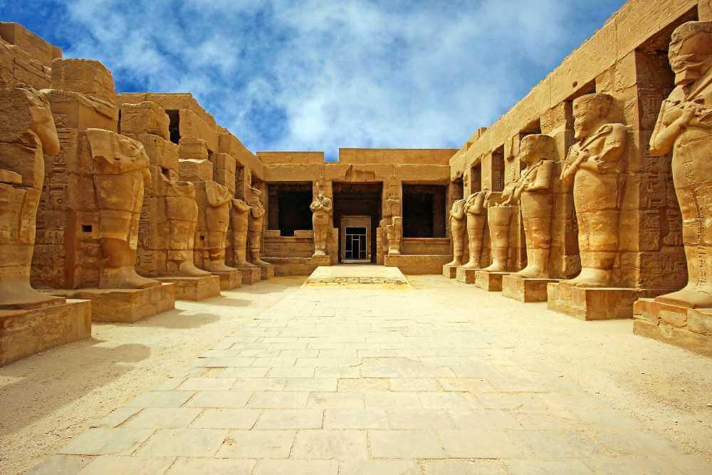 معبد کارناک مصر