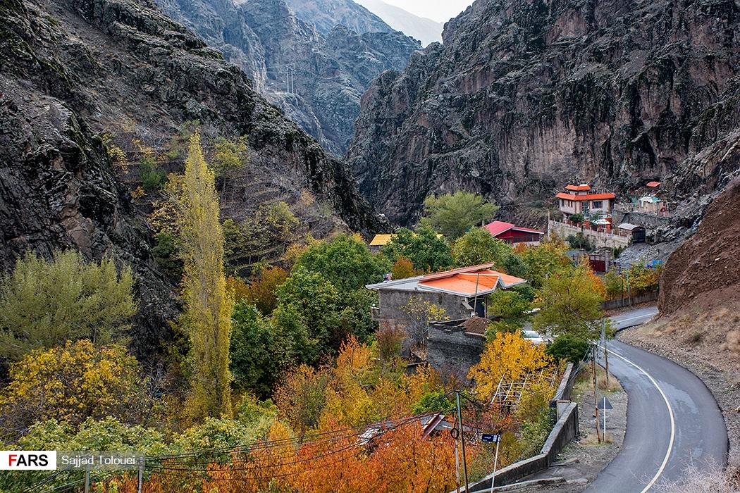 روستای تالون - عکس از: سجاد طلوعی