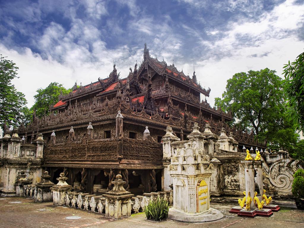 جاهای دیدنی میانمار