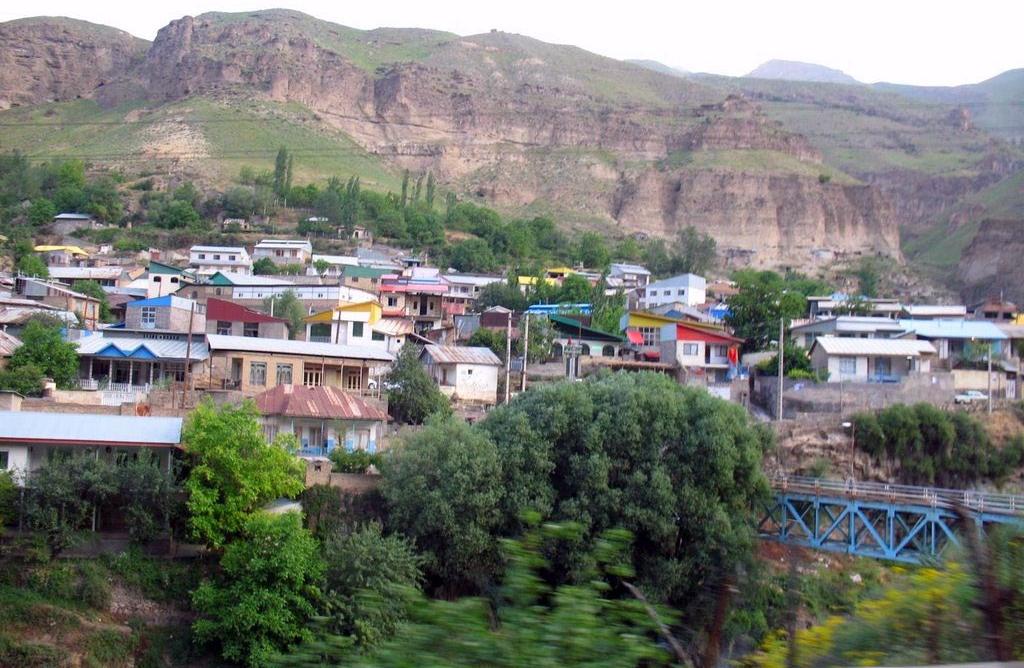 چشمه آبگرم آب اسک