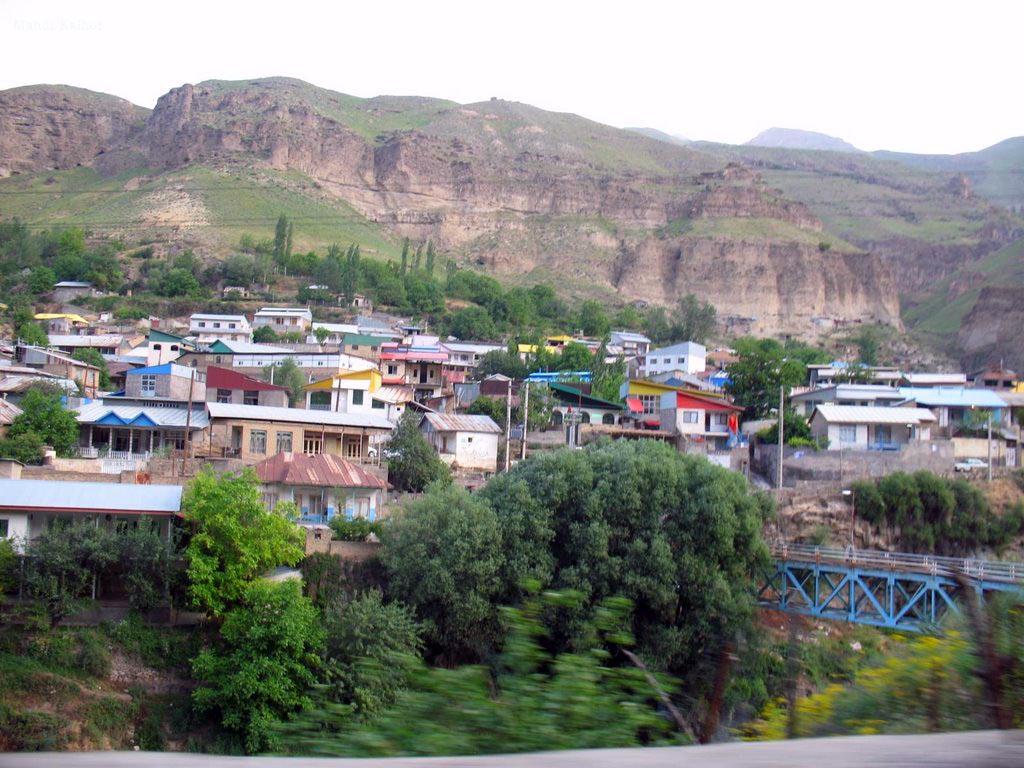 روستای آب اسک - Photo: Mahdi Kalhor