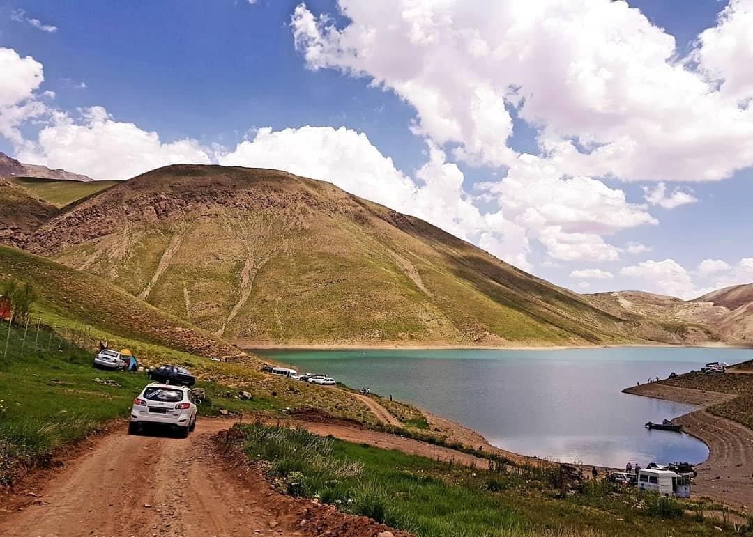 جاده هراز - Photo: Azam Kazemi