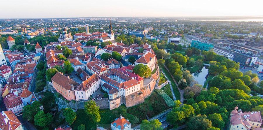 جاهای دیدنی استونی