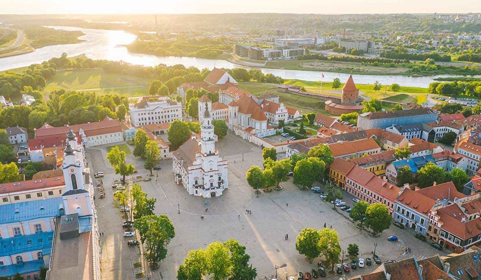 10 جاذبه گردشگری لیتوانی