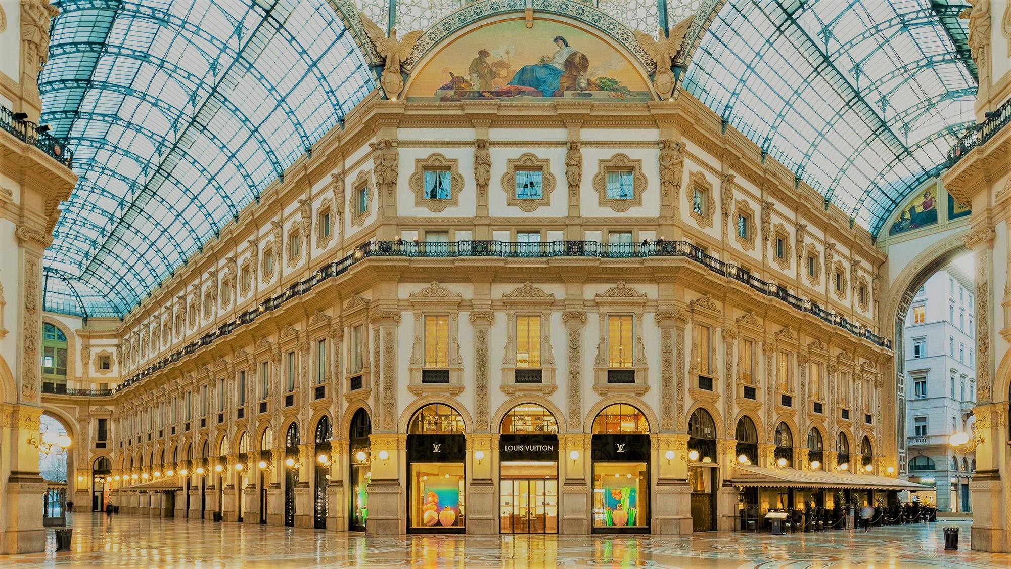 مرکز خرید ویتوریو امانوئل