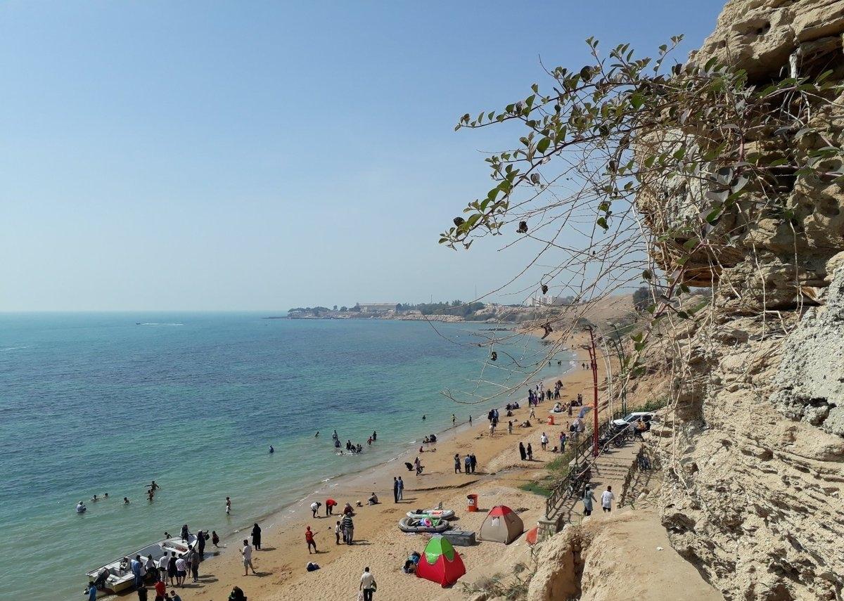 بهترین سواحل استان بوشهر