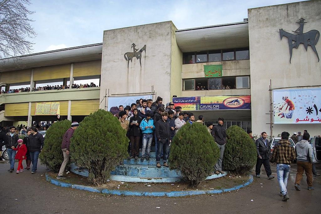مجتمع سوارکاری گنبد کاووس - عکس از: Mostafameraji