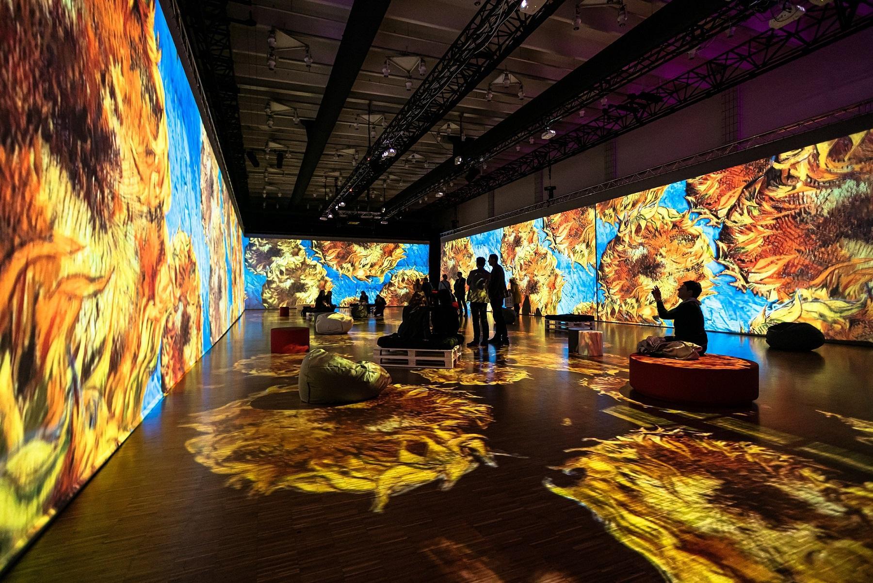 گالری هنر دیجیتال دبی