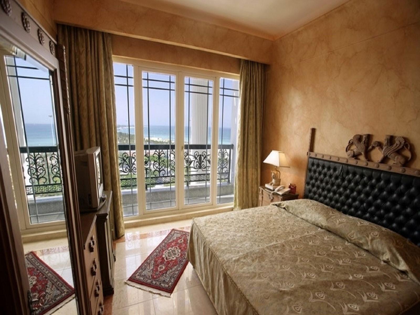 ویلاهای ساحلی هتل داریوش کیش